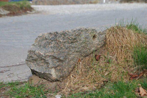 sten med haar